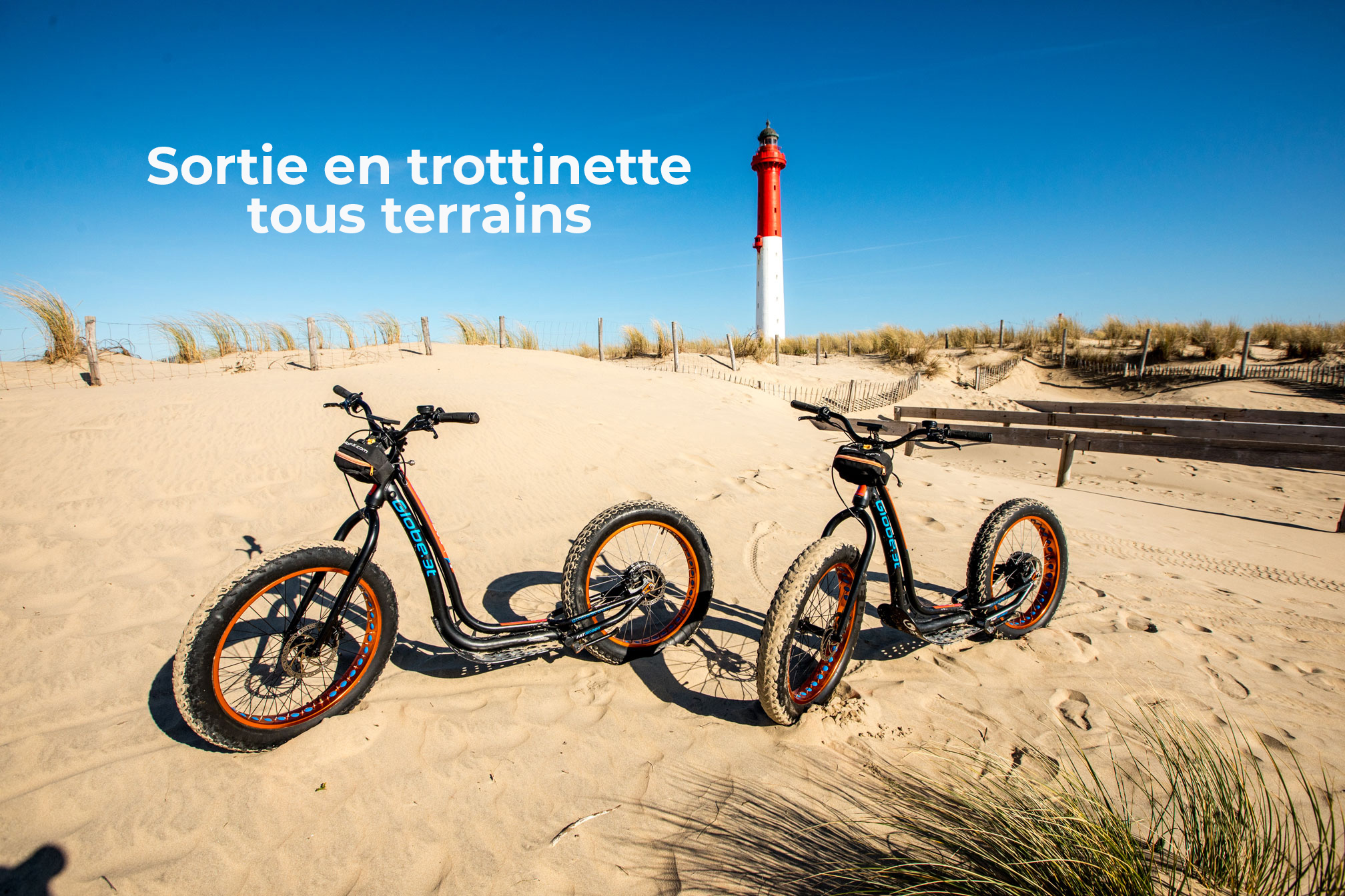 sortie globe trott rider